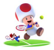 Toad and Mario - MTUS