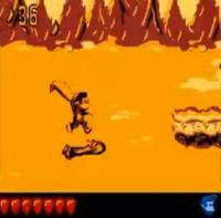 DKL2 Screenshot Lava-Samba