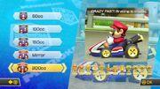 Engine Classes (Mario Kart 8)