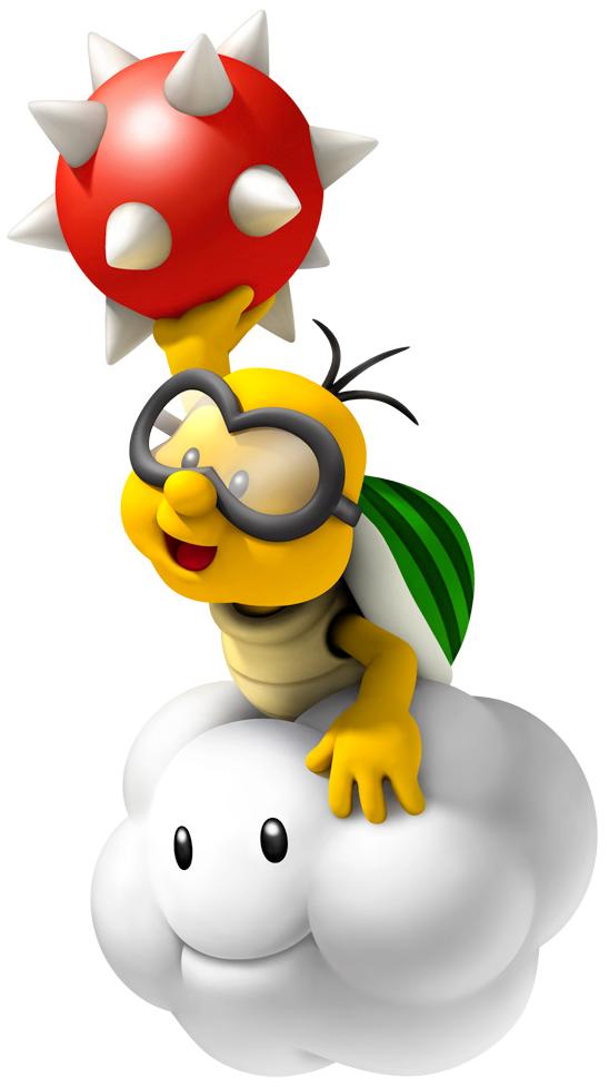 Файл:Lakitu Artwork (New Super Mario Bros. Wii).png