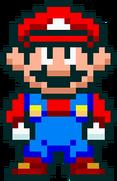 MKT Art Mario (SNES)