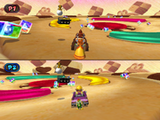 Bob-omb Blast - Start - Cookie Land