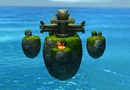 DKCTF Screenshot Incognito Island (Insel)