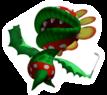 Flora Piranha dans MGTT
