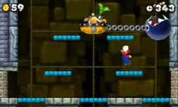 Iggy Koopa en New Super Mario Bros. 2