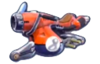 MK8 Sprite Turbo-Bike