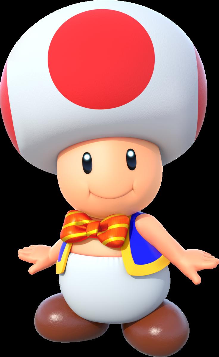 Mario toad. Character mariowiki fandom powered