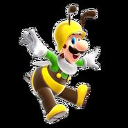 Luigi abeille artwork