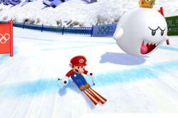 M&S2 Screenshot Mario & König Buu Huu