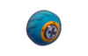 MK8 Sprite Klein-Reifen (Blau)