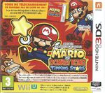 Mario vs Donkey Kong Tipping Stars 3DS EU cover