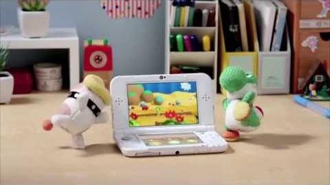 NDirect NA Poochy & Yoshi's Woolly World Gameplay