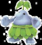 Pianta Artwork - Super Mario Galaxy 2