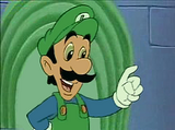 SMWTV Screenshot Luigi