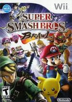 Super smash bros brwl