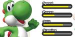 Yoshi-Stats