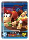Carte amiibo Diddy Kong baseball