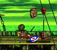 DKC2 Screenshot Klapper-Misere 8