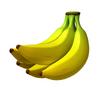 DKCR Artwork Bananenstaude