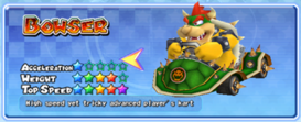 MKAGP2 Screenshot Bowser Spezialkart