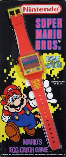 Mario's Egg Catch Game