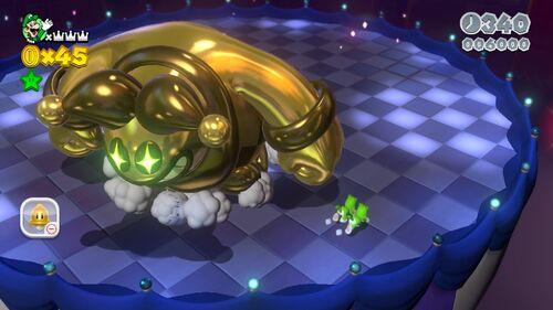 Monde 8-A 3D World