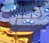 NSMBU Screenshot Eiswürfeleisfälle