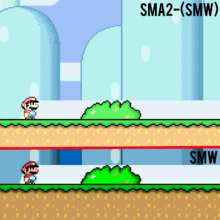 SMA2 - SMW