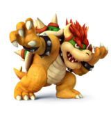 SSB4 Artwork Bowser
