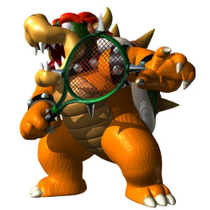 Art Bowser Tennis 64