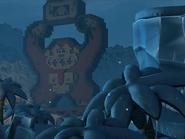DKCTF Screenshot 6-3 Glatteistrümmer (Donkey Kong Easter Egg)