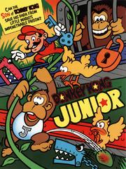 Donkey Kong Jr. листовка