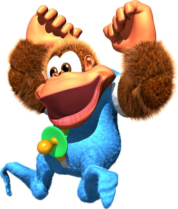 Kiddy Kong Mariowiki Fandom Powered By Wikia