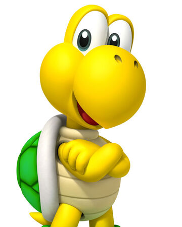 Koopa Troopa Super Mario Wiki Fandom