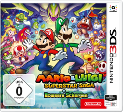 PS 3DS MarioLuigi SuperstarSaga GER