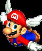 Super Mario 64 Wing Cap Mario