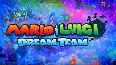 Antasma's Theme - Mario & Luigi Dream Team