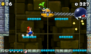 Iggy and Chomp Battle NSMB2