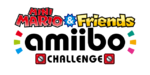 Logo Mini-Mario and Friends
