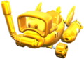 MKT Cheepmoble marine d'or