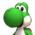 MKW Yoshi Icon