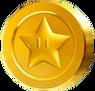 Moneda estrella SMG