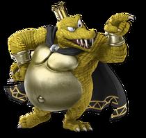 Art King K. Rool jaune Ultimate