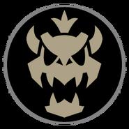 Dry Bowser Emblem