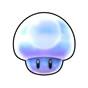MKAGPDX Sprite Invisi-Mushroom