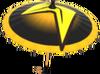 MKT Parasol en papier éclair