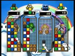 MP3 Screenshot Marios Puzzle-Party