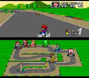Circuit Mario 2 - SMK 3
