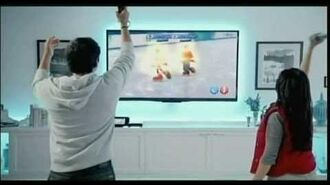 Mario & Sonic at the Sochi 2014 Olympic Winter Games Now Available Wii U 30 US TV Commercial
