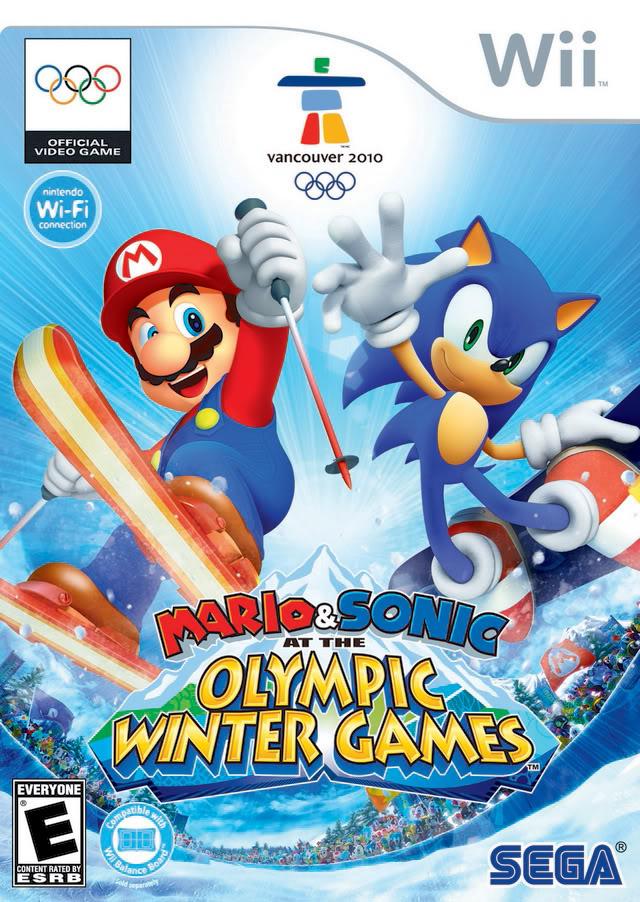 Mario Sonic En Los Juegos Olimpicos De Invierno Super Mario Wiki